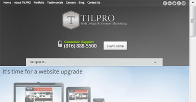 WordPress Editor Example - TILPRO - Kansas City